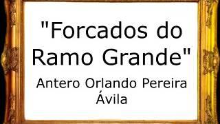 Forcados do Ramo Grande - Antero Orlando Pereira Ávila [Pasodoble]