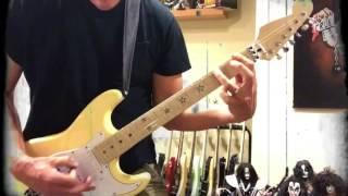 Guitar Cover - Vasoline - Stone Temple Pilots - STP- Weiland- Live In Chicago - Sambora Strat