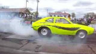 Ford Pinto Drag Race 1