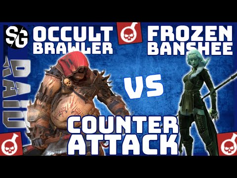 RAID SHADOW LEGENDS | Brawler vs Banshee w/ counter attack!