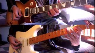 Arctic Monkeys - Crying lightning cover
