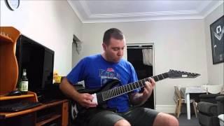 Deftones - Xenon, 8 String Guitar cover
