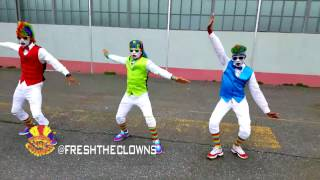 Fresh Clowns Birthday Dance Challenge by Marbo Beatz
