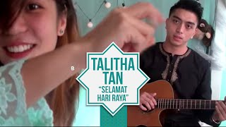 Talitha Tan covers Selamat Hari Raya by Saloma