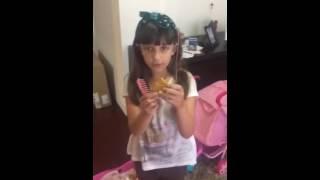 Giovanna Games e sua Baby Alive Lari