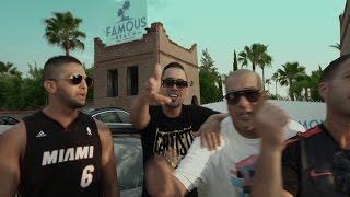 Double Face 2015 (Dj Abdel, Mister You, BimBim & Lartiste) - Marrakech Very Bad Trip