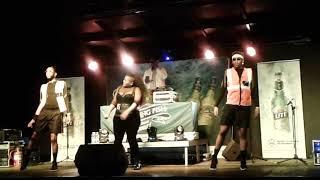 Prince kaybee ft Busiswa & TNS-Banomoya Live perfomance