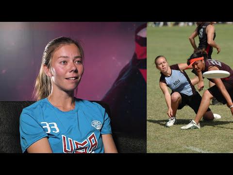 "Video Thumbnail: ""Tenacity"" – 2017 World Games Team USA Profile: Anna Nazarov"