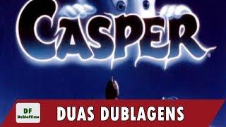 Gasparzinho O Fantasminha Camarada - Duas Dublagens (Herbert Richers / Delart)