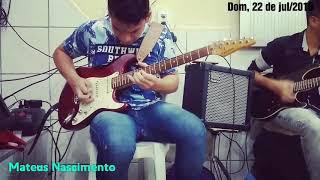 Intimidade - Daniele Cristina (Solo 🎸)