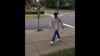 i put spongebob music over a guy getting rejected by the bus