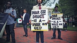 Black Prison Population and the War on Drugs