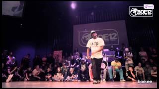 BOE12 - Hiphop judge showcase- Márcio Ratinho  (Plaguee Beatmonkeyz Ghetto-Style) OFFICIAL VIDEO