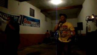 Dobs ft. Skew - Wack Mc's (Live en La Perla - 13/enero/2012)
