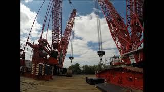450 Tonnen Generator für Kraftwerk Siemens in Düsseldorf Lausward Fortuna