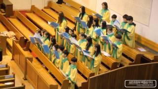 2017_성은교회 초등부 백합성가대 - 170219 #2월_항상 기뻐해요
