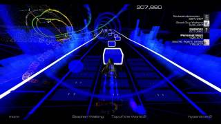 Audiosurf 2: Stephen Walking - Top of the World 2