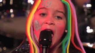 6-Year-Old Aaralyn Screams 6IX9INE - 'GUMMO' - America's Got Talent