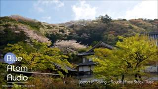 Royalty Free Music | Japan In Spring | Koto and Woodwinds