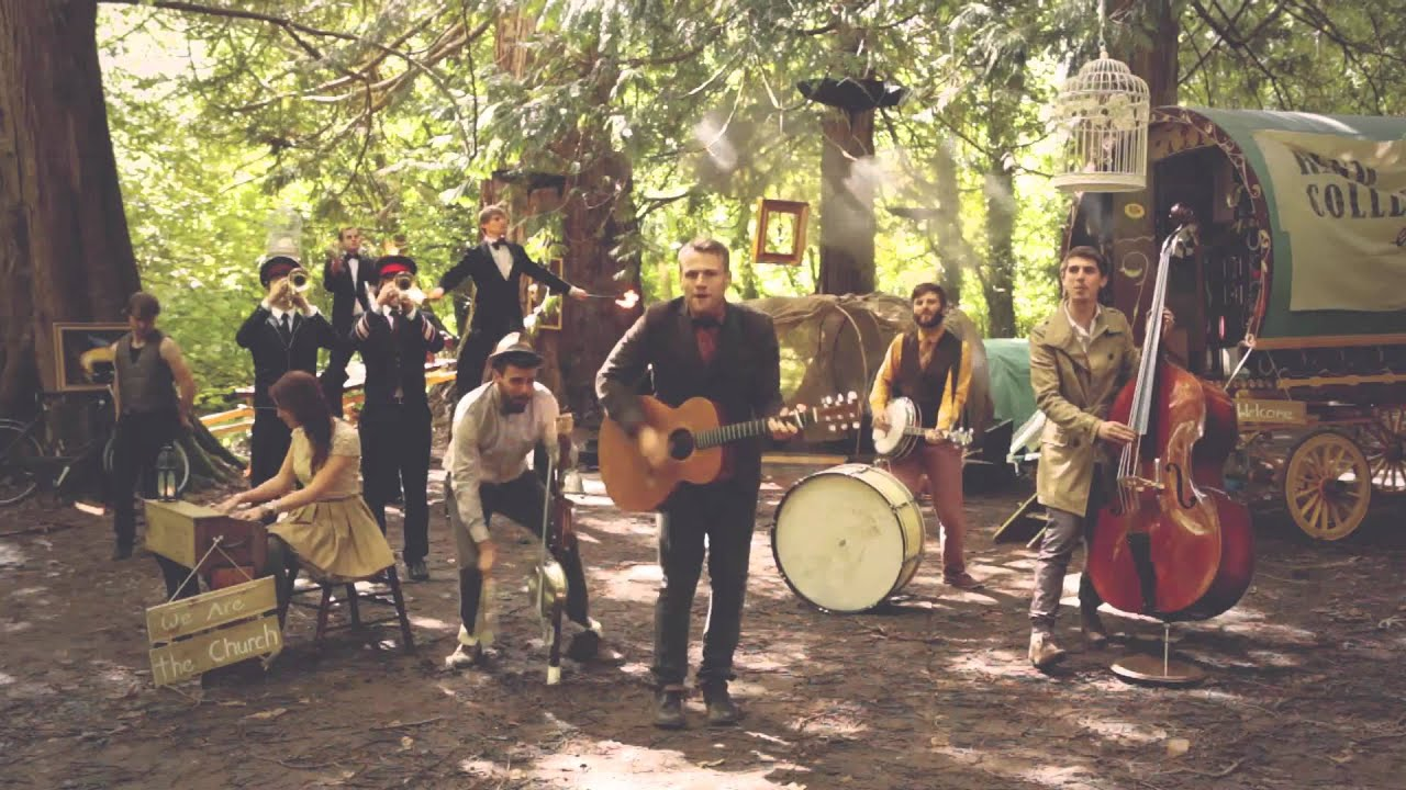 Rend Collective - Build Your Kingdom Here OFFICIAL