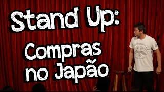 Stand Up Comedy - Fazendo Compras No Japão - André Santi