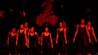 Grupo de Dança Free Pass: Os Vilões