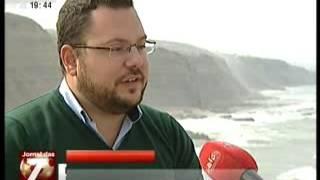 Acordo Portugal-Brasil - Jornal das 7 - SIC Noticias - 30 Setembro 2015