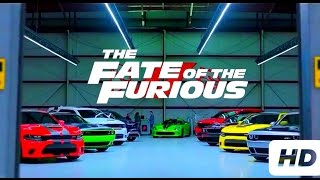 FAST & FURIOUS 8: The Fate Of The Furious Trailer #2 (2017) HD
