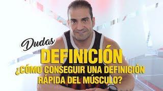 ¿CÓMO DEFINIR DE UNA MANERA RÁPIDA? - Raúl Carrasco