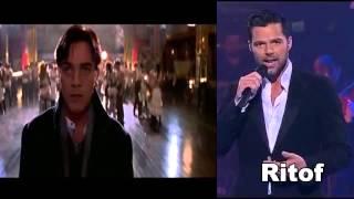 El Tango de Roxanne   Ricky Martin, Moulin Rouge