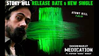 Damian Marley Ft. Stephen Marley - Medication (official audio)