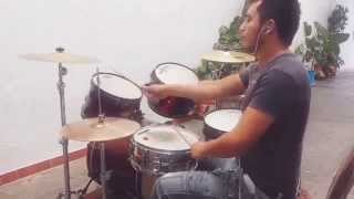 Interpol The Heinrich Maneuver drum cover