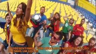 "Mega Hits Feat. Richie Campbell: ""Vai Mais um Golo"" - Euro 2012"