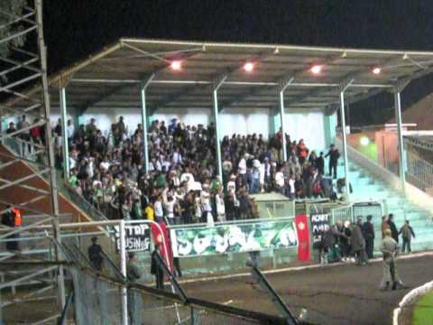 Ultras Kenitra (Away Match in Khouribga)
