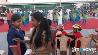 KKC BALU IN KONGU DANCE AT COIMBATORE