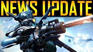 Destiny - NEWS UPDATE! NEW RAID LOOT!