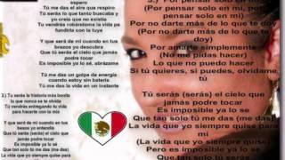 Franco De Vita Tan solo tu duo Lyrics