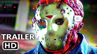 PS4 - Friday the 13th The Game Launch Trailer