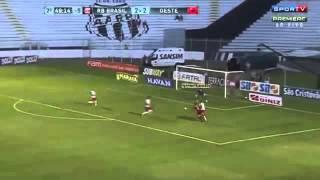 Léo Príncipe - 19.03.2016 - RB Brasil 2 x 3 Oeste - Campeonato Paulista - 10ª Rodada