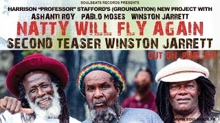 Winston Jarrett, Harrison Professor Stafford - Natty Will Fly Again - 2nd episode