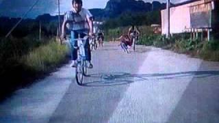 BMX Raleigh Burner