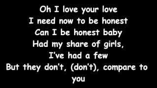 Trey Songz -- Sensational Lyrics