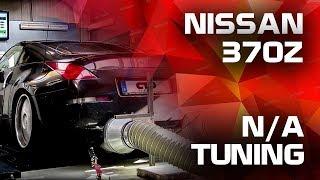 Nissan 350Z N/A Tuning on DynoJet
