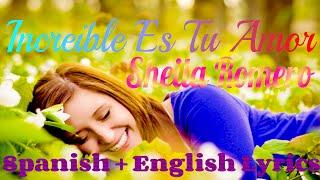 "❤🙏💒""Increible Es Tu Amor""✞🙌❤ ❀ ~ 🌹Sheila Romero🌷💐ツ"