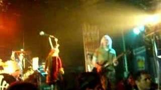 Massacre - Complete control (The Clash) - San Justo 27/06/08