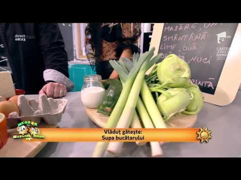 Supa grădinarului - simplu, delicios şi sănătos