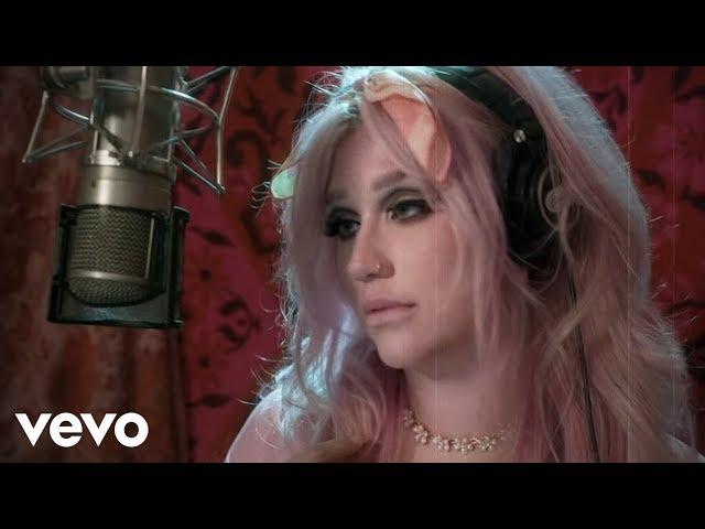 Videoclip oficial de 'Rainbow', de Kesha.