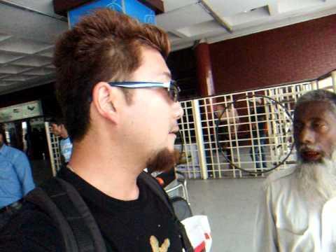 アキーラさん交渉!バングラデッシュ・ダッカ!Taxi編1Dahka,Bangladesh