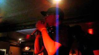 OL SOL- King of Hop/Archer & The Ram (A Hip Hop Love Song) LIVE