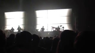 Massive Attack - You are my Angel live @ Rockhal - Luxembourg (9/2/2016)